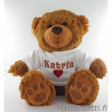 www.hattentatti.fi nalle suklaa paidalla