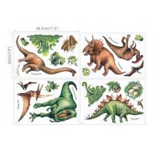 www.hattentatti.fi sisustustarra dinosaurukset kasvit